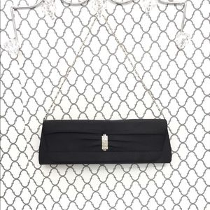 Handbags - Black Clutch Purse